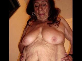 Granny latina nude pics compilation