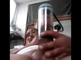 Smoking meth pumping knob!!!!!