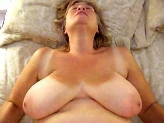 I like watching my wife's boobs bounce while she is being fucked silly