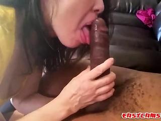 Gigantic boobed Mature gal Like inserted By gigantic boners folks