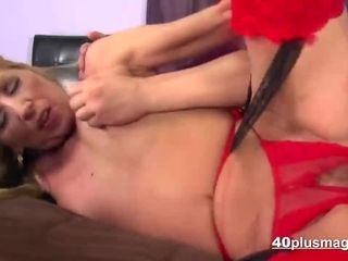 Gonzo vignette With Lusty blondie mommy