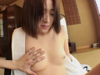 Uncensored Mourning Japanese milf with hairy slit Subtitled