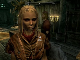 Skyrim Porn - vitiated missing link daisy tow-headed