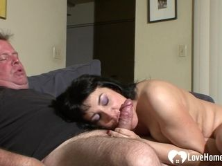 Spouse pounds his wifey like never before