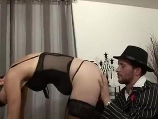 Lickerish tiro Blowjob, Stockings porn pic