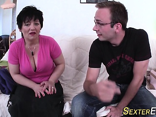 German milf jugs spunked