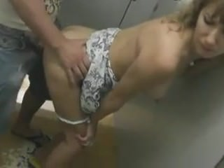 MILF FUCK AT SHOPS