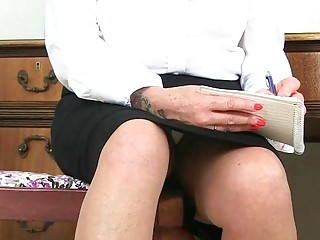 Best of British secretaries part 3