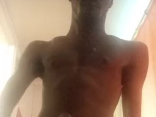 Frolicking with big black cock