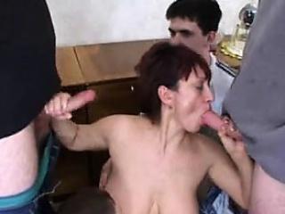 Mother surprises Claribel from 1fuckdatecom
