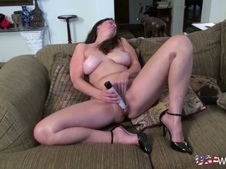 USAwives super hot cougars hook-up playthings Solos Compilation