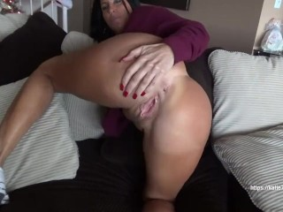 Katie Wants at hand Cum