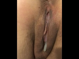 Internal ejaculation for the wifey