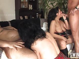 Swinger Party bei Sylvia Teil 2