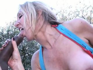 naughty-hotties net - old lady outside