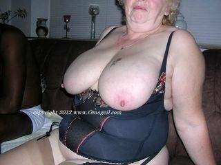 OmaGeiL obese age-old Grandma Pictures Compilation