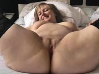 Real european solo honey uses faux-cock to jerk