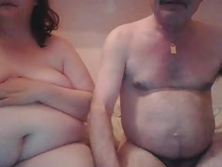 grandpa with grandma