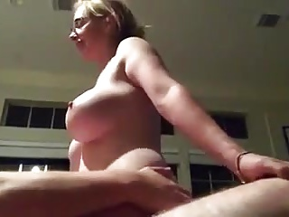 BBW fuckin on webcam