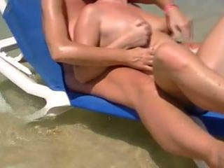 Elana from DATES25.COM - Dutch milf playing with