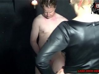 DEUTSCHE WICHSANLEITUNG von Dominanter little one - german femdom cum handbook bdsm