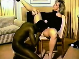 Mesmerizing blonde wife gets involved in interracial cuckol