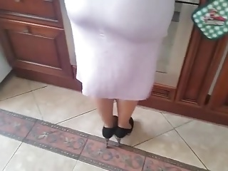 Mysterr - Teasing Mom In The Kitchen 3