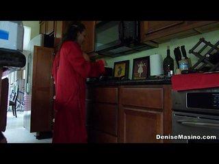 Denise Masino-Lunch - Female Bodybuilder